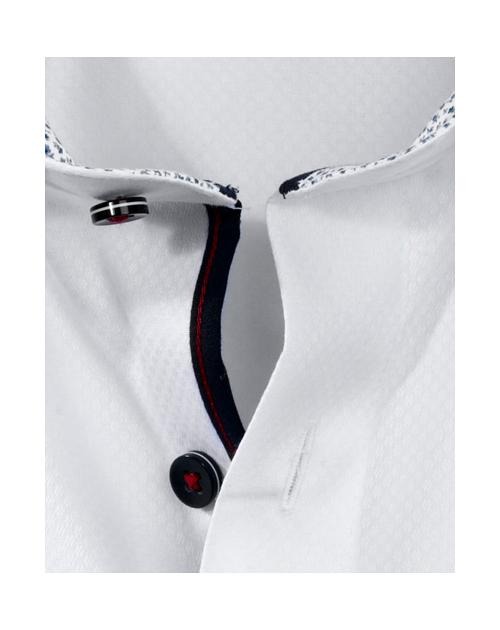 ... Obrázek Olymp košile bílá struktura 9e523a9893