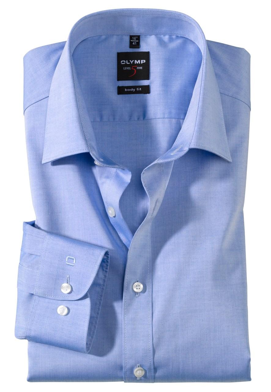 W M EGO. Olymp košile sv. modrá d5ec1fc141